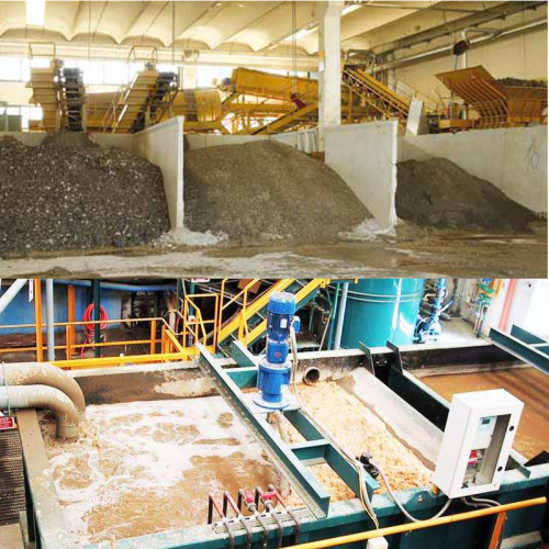 INTEGRATED PLANT FOR CONTAMINATED SOIL TREATMENT