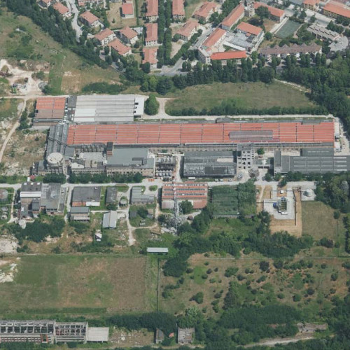 "REDEVELOPMENT PROJECT OF THE DISUSED INDUSTRIAL FACTORY ""SNIA-VISCOSA IN RIETI"""