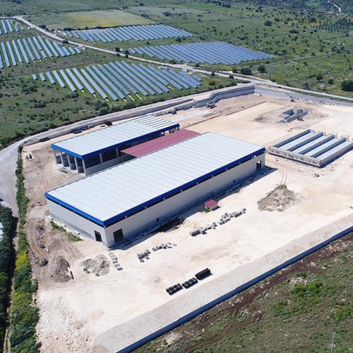Quality Compost Production Plant – C.da Santa Catrina (SR)